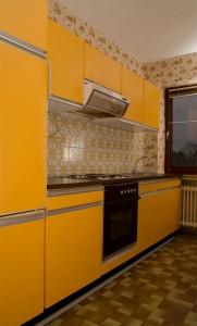 Vintageküche 70er Jahre