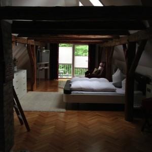 Suite als Übernachtungsmöglichkeit in Hettstedt