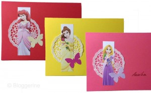 disney princess invitation birthday party