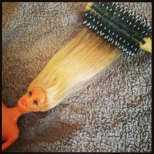 barbie haare entknoten Tipps und Tricks