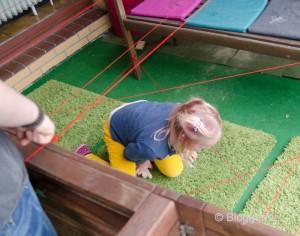 Agententraining Mottoparty Kindergeburtstag Laser labyrinth
