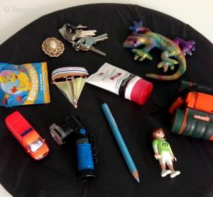Agententraining Mottoparty Kindergeburtstag Gedächtnisspiel