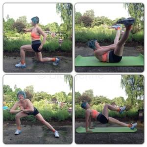 BBP workout fitnessgirl übungen abnehmen diät