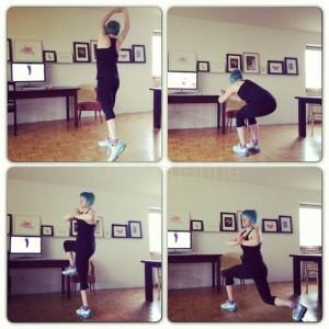 abnehmen Gewicht reduzieren mit Sport und gesunder Ernährung