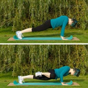 workout zuhause schöne straffe Arme Muskelaufbau ohne Fitnesstudio fitness fit sein Arme Tricep Ganzkörper