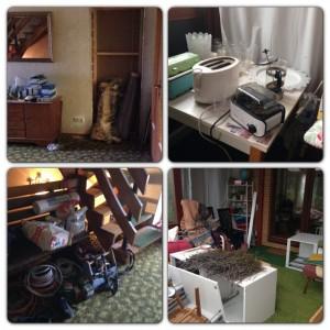 Küchen auf die ganze Wohnung verteilt Küchenumbau Küchensanierung selber machen
