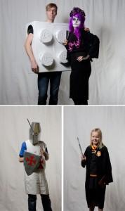 Halloween kostüm fasching gruselig Familienkostüm Legostein sugar skull ritter harry potter kostüm für Männer für frauen für kinder hermine granger diy kostüme selber machen dia de los muertos