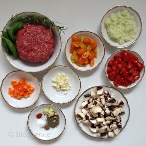 Spaghettikürbis Bolognese Kürbisrezepte Herbstrezepte herbstliches Gericht Rezept selber kochen
