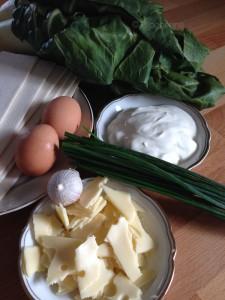Rezept Mangold-Quiche Vegetarisch kochen Rezept