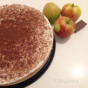 scheessler-Apfeltorte Rezept Apfeltorte Herbstrezept Backrezept backen Kuchen selber backen schneller Apfelkuchen Apfeltorte