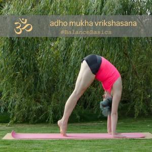 Vorbereitung für Handstand preparation for handstand ardho mukha vrikshasana Yoga September Challenge Instagram Inversion Umkehrhaltungen Yogaposition Asana