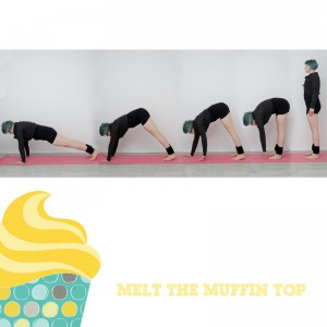 Melt the muffin top, Kampf dem Speck, BBP, Fitness, fit sein, functional fitness, zuhause, workout, Bauch, Oberschenkel, Plankwork, full body workout, fit sein