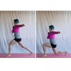 Kettlebell Workout zuhause, Ausfallschritt, lunge, Kugelhantel, Fitness mit dem Kettlebell, Kettlebell für Frauen, fit sein, abnehmen