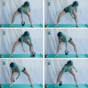 Kettlebell Workout zuhause, figure eight, Kugelhantel, Fitness mit dem Kettlebell, Kettlebell für Frauen, fit sein, abnehmen