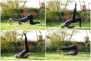 DharmaYogaWheel, yogawheel, yoga, wheel, yogarad, hilfsmittel, Rückbeuge, backbend