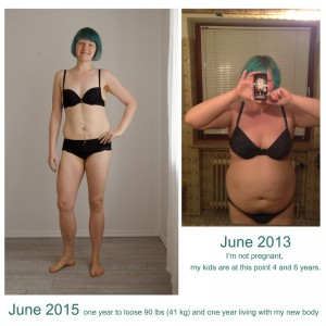 Vorher Nachher Foto abnehmen 40 kg transformation tuesday weight loose before and after