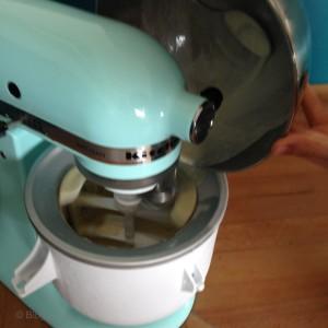 Kitchenaid, kitchen aid, eismacher, icemaker, eismaschine, eisrezept, eis, sommer, eis selber machen, lecker