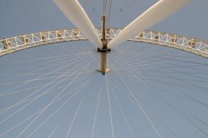 London, London Eye, Morgensonne, August, Sonnenaufgang, Hauptstadt, London am morgen, Joggen, joggen in London, laufen, Fitness im Urlaub