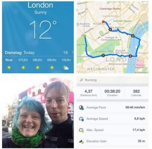 London, Running in London, laufen, joggen, Fit im Urlaub, joggen in London, Buckingham Palace, morgens unterwegs, ohne Touristen, St. James Park, London Eye, Big Ben, Houses of Parliament