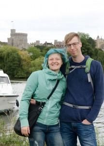 London, Tagesausflug, Windsor, Windsor Castle, Schloss, Quenn, England, Kurztrip, Sommerurlaub, Mind the cap tour, Bike, Fahrradtour