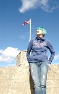 London, Tagesausflug, Windsor, Windsor Castle, Schloss, Quenn, England, Kurztrip, Sommerurlaub, conquer the tower, union jack