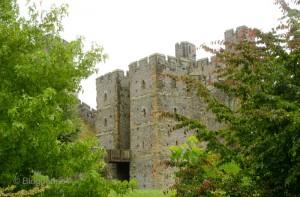 Mittelalterliches Schloss, Arundel, West Sussex, England, Castle, Garten, Ausflug, Urlaub, Kurztrip, Schloss, Kirche,  Tower