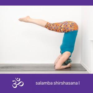 How to headstand, pike legs, Kopfstand, salamba sirsasana I, supported headstand, inversion, Upsidedown, wie mache ich einen Kopfstand