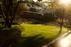 London, Städtetrip, Tipps für London, Kurzurlaub in London, Sehenswürdigkeiten, Morgensonne, was man tun sollte in London, England, Bus