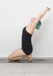 Handstand, Wie mache ich einen Handstand, Handstand Vorbereitungen, Übungen, Yoga, Asana, Füße, Zehen