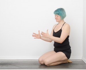 Handstand, Wie mache ich einen Handstand, Handstand Vorbereitungen, Hände und Unterarme stärken, Übungen, Yoga, Asana, Unterarmmuskeln