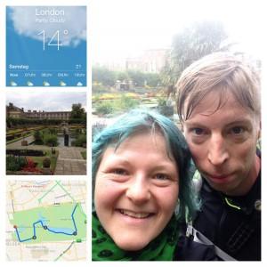 London, Joggen in London, Joggen im Urlaub, Fit im Urlaub, England, Sightseeing, Sehenswürdigkeiten, Kensington