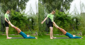 Journey to handstand, learn to handstand, how to handstand, Tutorial, Handstand, Yoga, Plank drills, Partner Yoga, core workout, bauchmuskeln, Bauchmuskeltraining