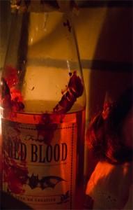 Halloween, Dekoration, Deko, selber machen, trick or treat, süßes oder saures, diy, Blut, Vampir