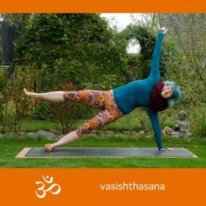 Yoga, Yogapose, Yogaposition, Asana, hip opener, core, side plank, Seitstütz, vasishthasana