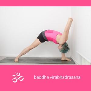 Yoga, Yogapositionen, yogi, Pose, asana, Standing pose, Stehende Position, Krieger, Kriegerpose, Kriegerstellung, warrior, bound warrior, baddha virabhadrasana