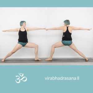 Yoga, Yogapositionen, yogi, Pose, asana, Standing pose, Stehende Position, Krieger, Kriegerpose, Kriegerstellung, warrior, Krieger 2, warrior II, virabhadrasana II