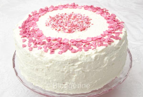 Torte Mit Farbverlauf Bloggerine De Don T Panic