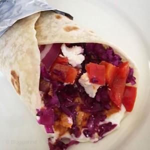 Rezept, kochen, selber machen, Wrap, vegetarisch kochen, Vegetarier, selbst gemachte Wrap, Wrapteig