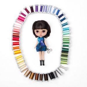 Margo, Travelling Blythe, Blythe, blythlove, dolllove, doll, Puppe, diy, nähen