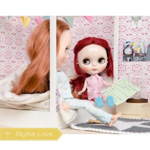 Blythelove, Puppe, Puppen, doll, dolls. I play with dolls, Blythe, doll photography, Puppenfotografie