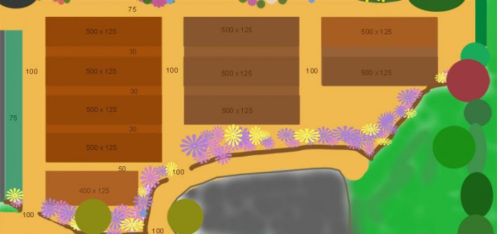 Gemüsegarten, Nutzgarten, Bauerngarten, Garten neu anlegen, Gartenplanung, Gartenplan, Fruchfolge, Gemüsebeete, planen