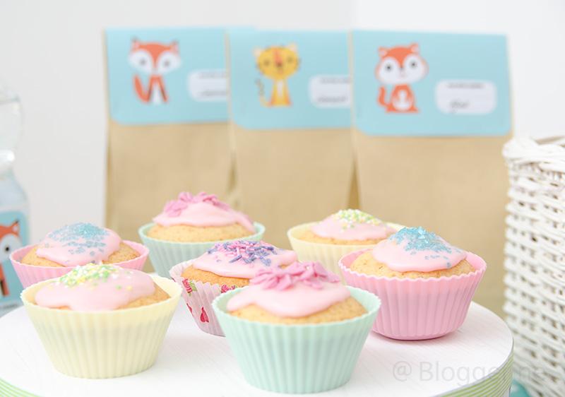Kindergeburtstag, Geburtstag, Picknick, Sommer, Snack, Muffin, Mitbringsel, GiveAwayTüte