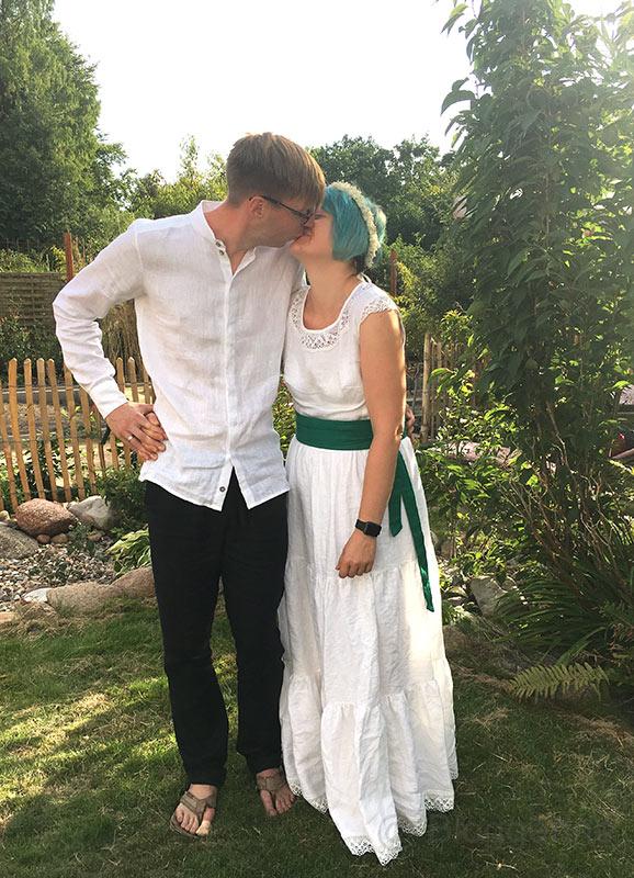 Petersilie, Petersilienhochzeit, Hochzeit, Hochzeitstag, zwölfeinhalb Jahre, Party, Hochzeitsparty
