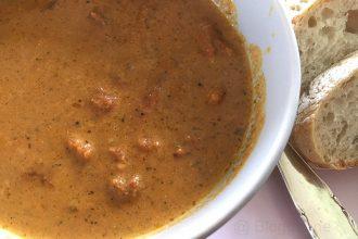 Rezept, kochen, Curry, indisch, Tomate, Kokos, Garam Masala, vegetarisch, vegetarisch kochen