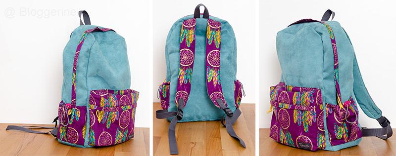 Rucksack, Tasche, nähen, selber nähen, Kinderrucksack, Rucksack für Erwachsene, Schulrucksack, Freizeitrucksack, Anleitung, Schnittmuster