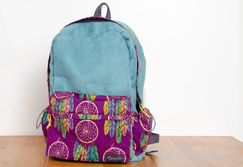 Rucksack, Tasche, nähen, selber nähen, Kinderrucksack, Rucksack für Erwachsene, Schulrucksack, Freizeitrucksack, Anleitung, Schnittmuster, Eigennaht