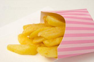 Rezept, selber machen, Pommes, Pommes frites, Kartoffelpommes, Kartoffel, einfach