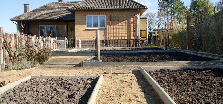 Gemüse, Garten, Gempsegarten, Frühling, umgraben, Erde auflockern, Selbstversorger, Gärtnern