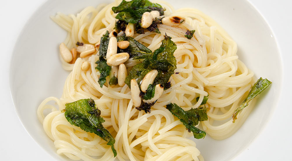 Rezept, kochen, Nudeln, Sablei, Spaghetti einfach kochen, vegan, vegetarisch