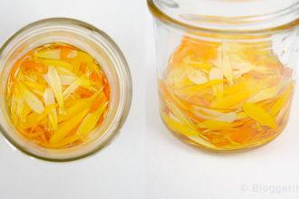 Ringelblume, Calendula, Calendulaöl, Ringelblumenöl, Blüte, Ringelblumenblüte, diy, selber machen